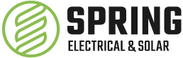 Spring Electrical and Solar Logo