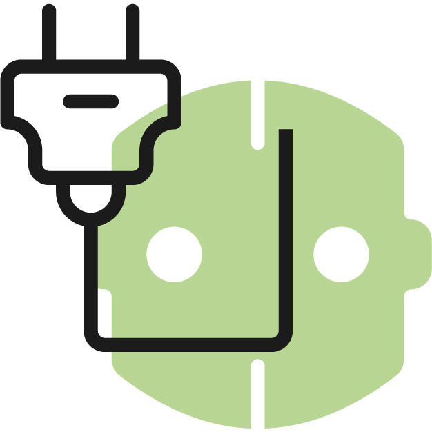 Spring Electrical Icon